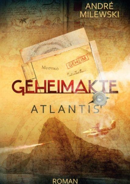 Referenz Amazon A+ Content_Geheimakte Atlantis von Andre Milewski
